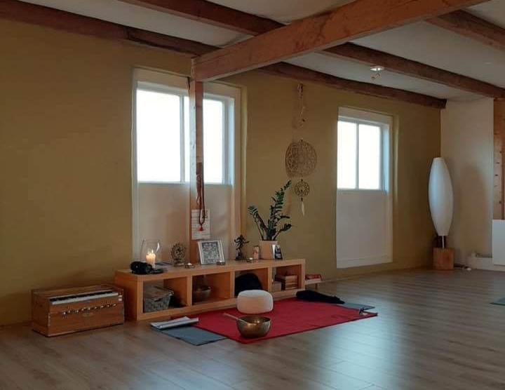 Yoga studio Lovte
